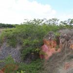 Bauxite quarry - Spinazzola