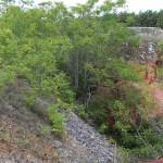 Bauxite quarry - Spinazzola (Bat)