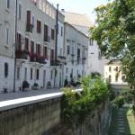 Bari,  centro storico e Muraglia