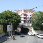 Bari, sottopasso Sant'Antonio